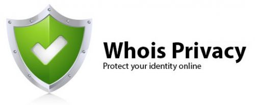 Domain name whois protector